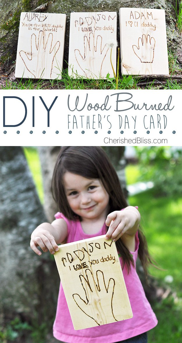 Creative and Cool Father's Day Card Craft | http://www.foliver.com/diy/21-diy-ideas-for-fathers-day-cards/