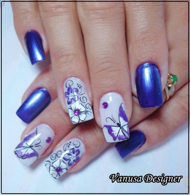 100 Best Nail Art Designs Just For You Page 22 Foliver Blog