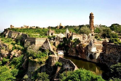 India-Benteng-Chittorgarh