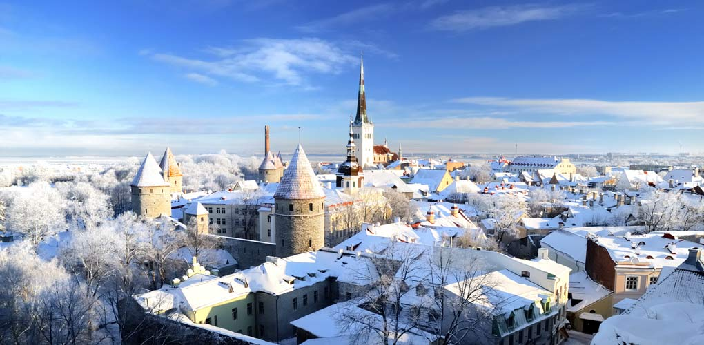 The 11 Most Spectacular Cities to See in the Winter