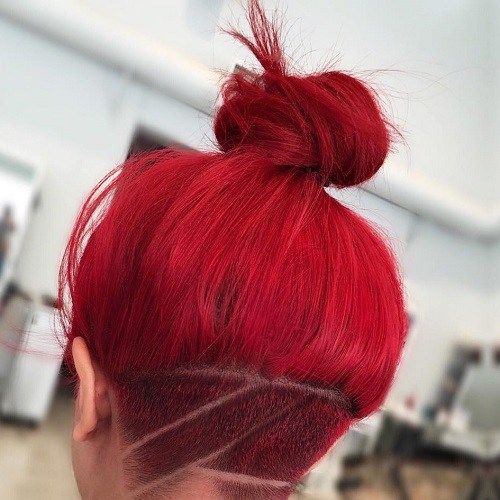 10-messy-top-knot-with-undercut