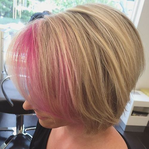 20 Pretty Ideas Of Peek A Boo Highlights For Any Hair