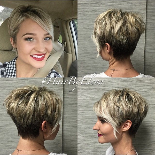 Miraculous Diy Long Asymmetrical Haircut Picture Ideas With Mom Haircuts For Short Hairstyles For Black Women Fulllsitofus