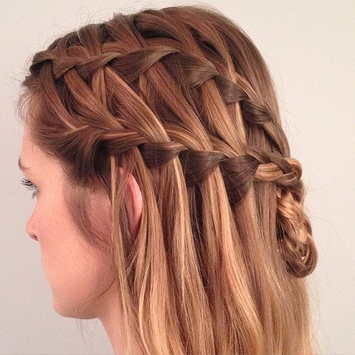 14-two-waterfall-braids-half-updo