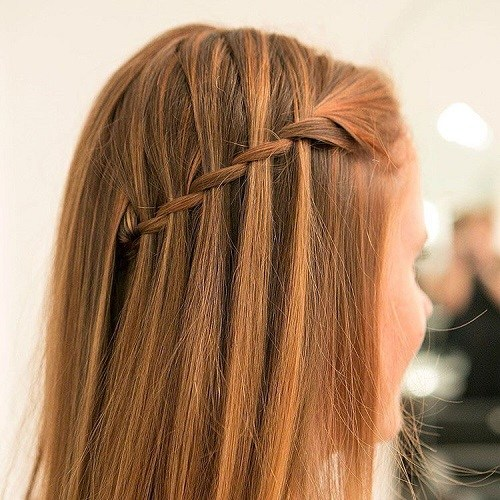15-easy-and-creative-waterfall-braid-hairstyle