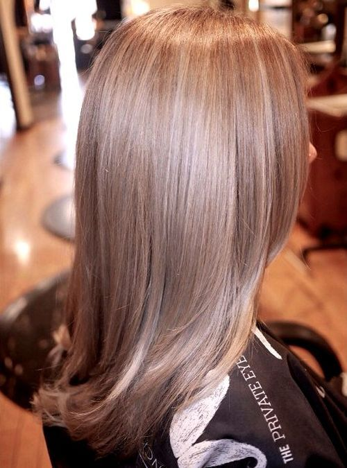 20 shades of grey silver and white highlights for eternal youth 15 light brown hair with subtle highlights pmusecretfo Choice Image