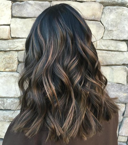 16-black-hair-with-brown-highlights