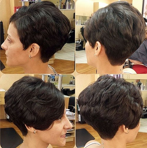 20 Bold And Gorgeous Asymmetrical Pixie Cuts Page 16 Foliver Blog