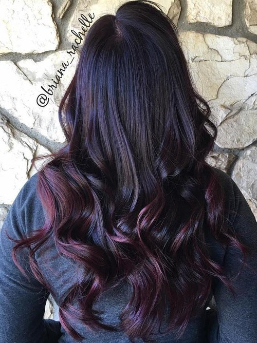 18-black-to-burgundy-ombre