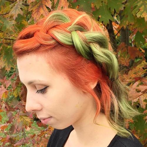 18-red-hair-with-green-balayage