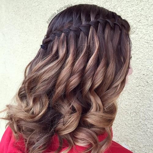 19-waterfall-braid-for-balayage-hair