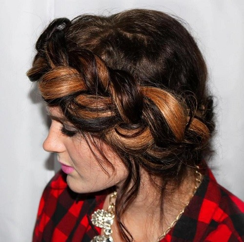 2-messy-chunky-milkmaid-braid-with-highlights