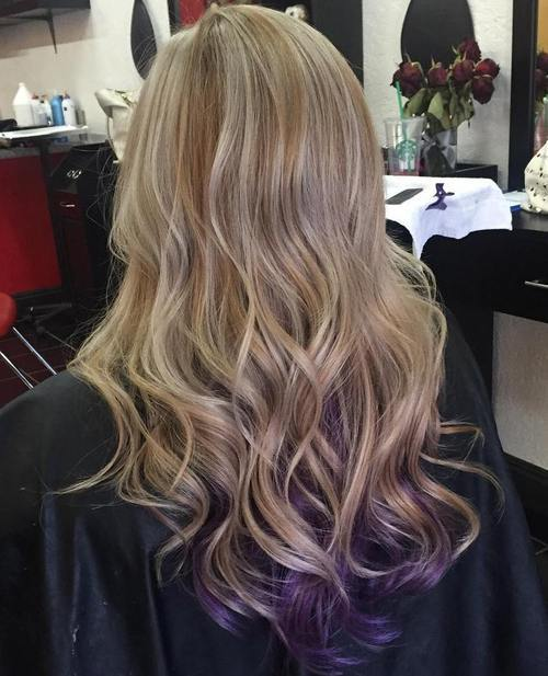 20-blonde-weave-with-purple-peekaboo-highlights