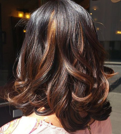 20-caramel-highlights-for-dark-brown-hair