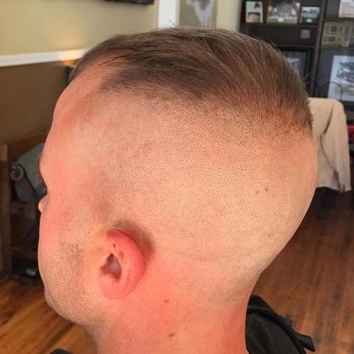 20 Neat And Smart High And Tight Haircuts Page 20 Foliver Blog