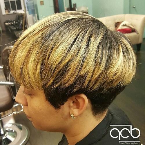20-short-black-bob-with-golden-blonde-balayage