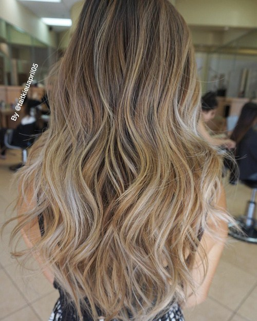 4-brown-hair-with-blonde-ombre-highlights