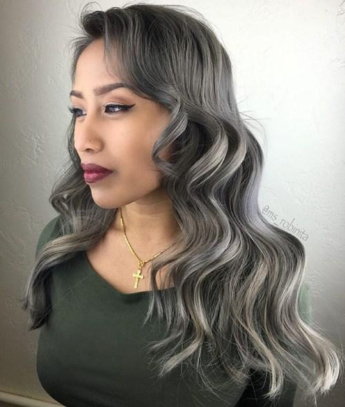 5-black-hair-with-ash-blonde-balayage