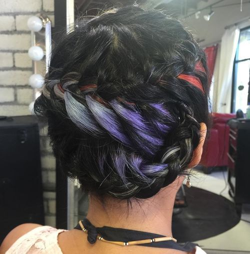 6-purple-silver-and-red-peekaboo-highlights-for-black-hair