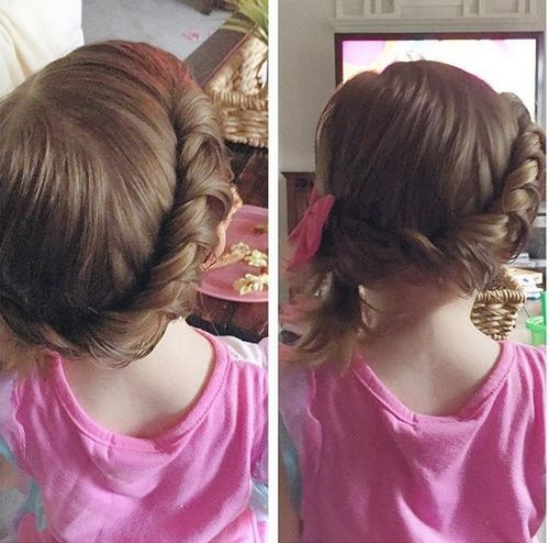 6-twisted-crown-updo-with-a-side-ponytail-for-toddlers