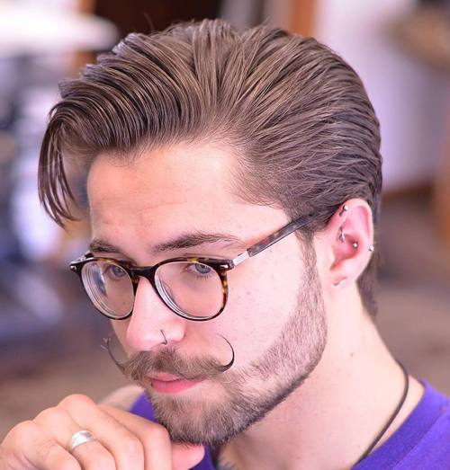 7-sleeked-back-medium-hairstyle-and-hipster-moustache