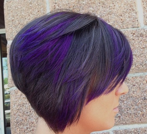 8-black-stacked-bob-with-purple-balayage