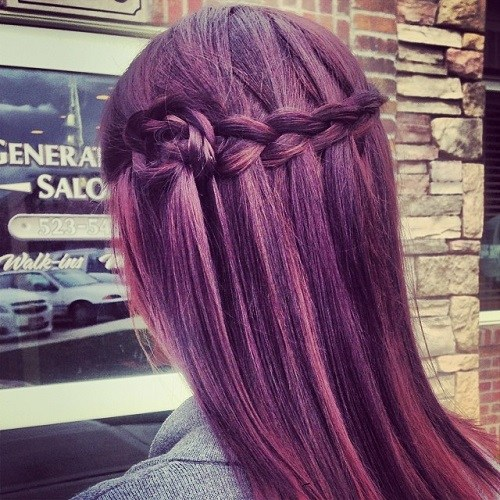 8-waterfall-braid-with-a-braided-flower