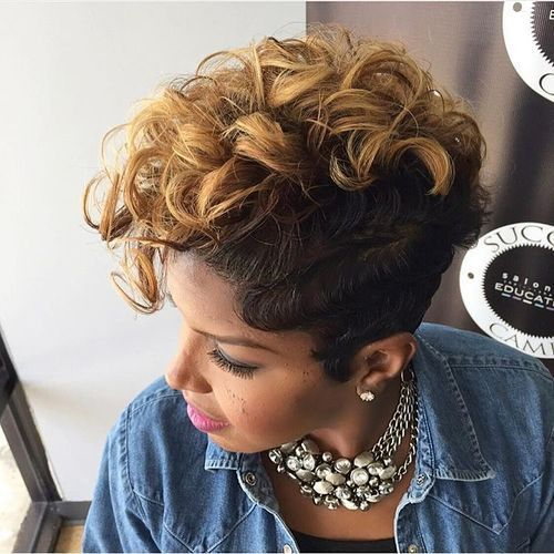 9-twotone-curly-fauxhawk-for-black-women