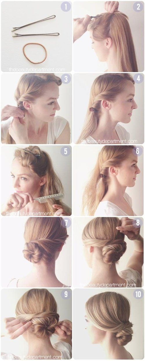 The-Best-20-Useful-Hair-Tutorials-On-Pinterest-22