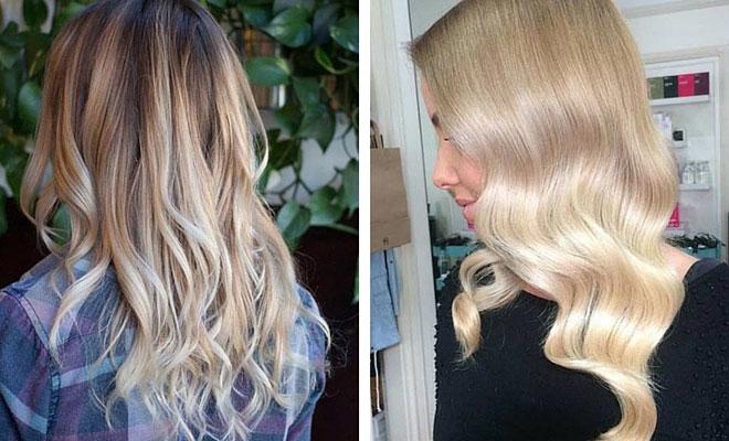 0-31 Stunning Blonde Balayage Looks