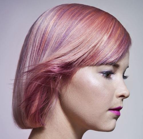 1-lavender-bob-with-pink-highlights