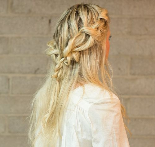 1-messy-loose-half-up-braided-hairstyle