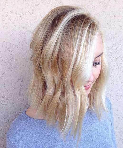 10 Light Blonde Highlights for Blonde Hair
