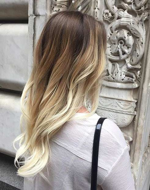 10 Perfect Sun Kissed Hair Color Look