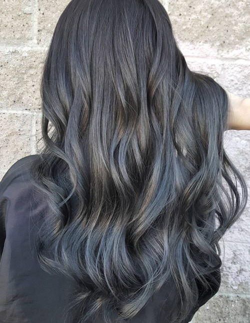 20 Shades Of The Grey Hair Trend Page 12 Foliver Blog