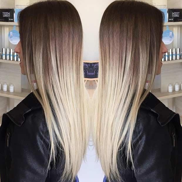 31 Stunning Blonde Balayage Looks Page 15 Foliver Blog