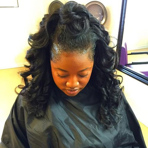 Sew Hot: 20 Gorgeous Sew-In Hairstyles – Page 14 – Foliver blog