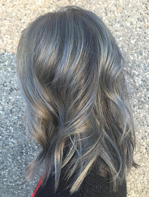 14-medium-wavy-gray-balayage-hair