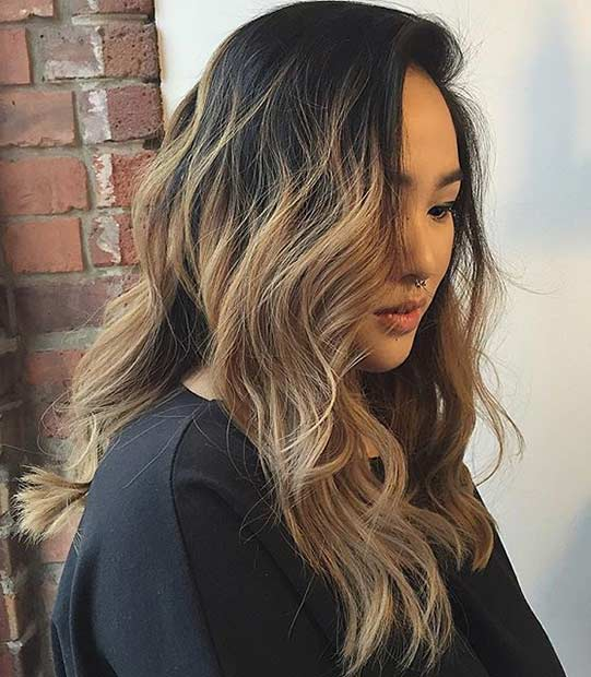 15 Beautiful Caramel and Beige Blonde Hair