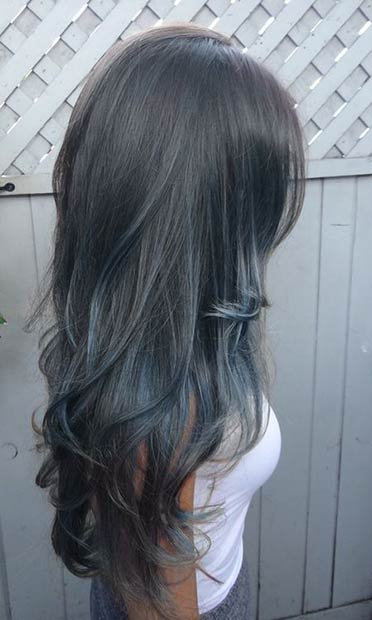 21 Stunning Grey Hair Color Ideas And Styles Page 17 Foliver Blog