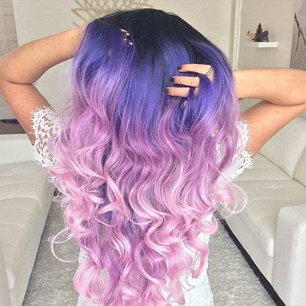 16-Purple-to-Pink-Ombre-Hair-Color-Idea