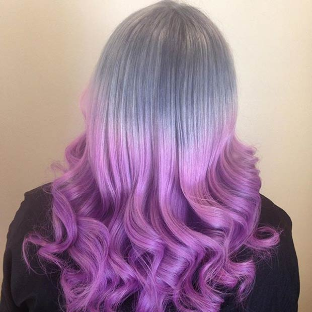 18-Silver-to-Pinky-Purple-Ombre-Hair