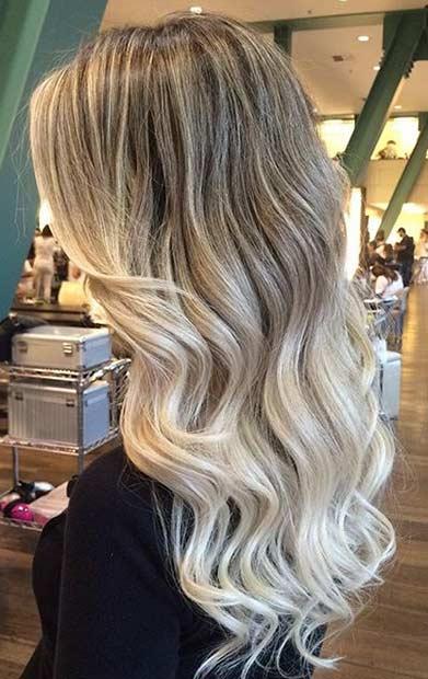 20 Blended Beige Blonde Balayage