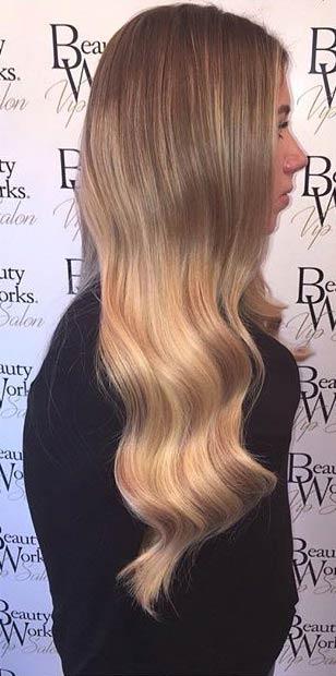 25 Dirty Blonde Balayage Hair