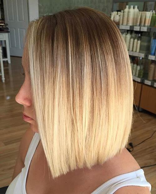26 Golden Honey Blonde Balayage Hair