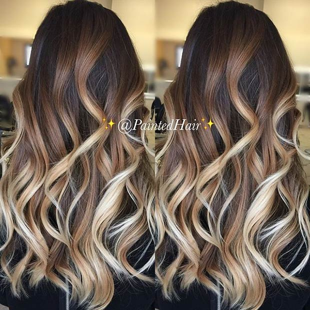 31 Balayage Highlight Ideas To Copy Now Page 30 Foliver Blog