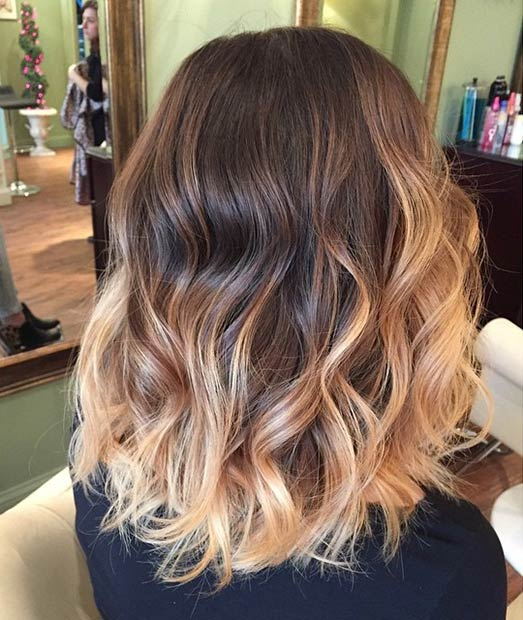 41 Hottest Balayage Hair Color Ideas For 2016 Page 40