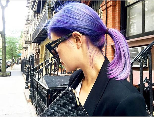 4-Purple-Hair-Ponytail-With-a-Hint-of-Pink