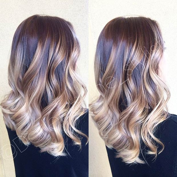 31 Balayage Highlight Ideas To Copy Now Page 5 Foliver