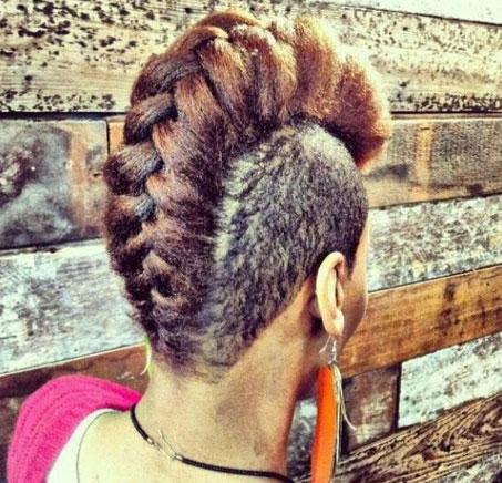 6 Big-Braid-Mohawk-for-Black-Women